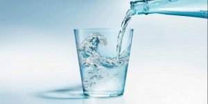 Soda yerine maden suyu için