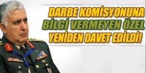 TBMM Darbe Komisyonu Necdet Özel'i tekrar davet etti