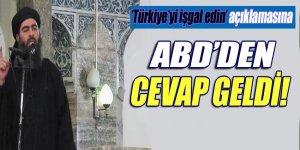 'Türkiye'yi işgal edin' açıklamasına ABD'den cevap