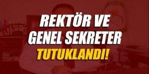 Iğdır Üniversitesi Rektörü FETÖ'den tutuklandı