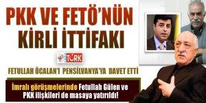 PKK ve FETÖ'nün Kirli İttifakı! Fethullah, Öcalan'ı Pensilvanya'ya davet etti