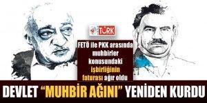 FETÖ ile PKK'nın muhbir işbirliği