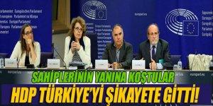 PKK sözcüsü HDP Türkiye'yi şikayete koştu