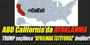 Californialılar ayrılmak istiyor
