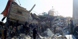 BM'den Rusya'ya: Bu bir savaş suçudur!