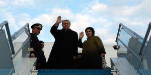 Cumhurbaşkanı Erdoğan'dan Belarus ziyareti
