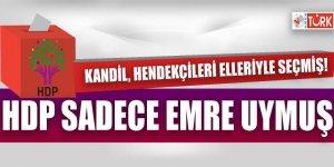 Kandil, Hendekçileri elleriyle seçmiş! HDP sadece emre uymuş...
