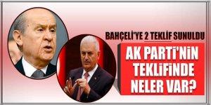 AK Parti'nin Bahçeli'ye sunduğu teklifte neler var?