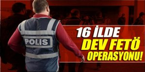 Bursa merkezli FETÖ operasyonu; 60 gözaltı
