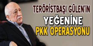 Teröristbaşı Fetullah Gülen'in yeğenine PKK operasyonu