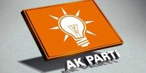 AK Parti'de veda mektuplu istifa!