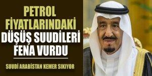 Petrol fiyatlarındaki düşüş Suudileri fena vurdu