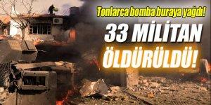 Musul'u DEAŞ'tan kurtarma operasyonunda 33 militan öldürüldü
