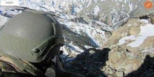 Gri listedeki 2 terörist Erzurum'da etkisiz hale getirildi