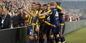 Fenerbahçe, Galatasaray'a evinde geçit vermedi