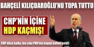 Bahçeli CHP'yi topa tuttu: İçine HDP kaçmış