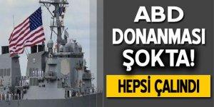 ABD donanmasında çalışan binlerce kişinin bilgileri çalındı