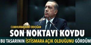 Cumhurbaşkanı Erdoğan, cinsel istismar tasarısına son noktayı koydu!