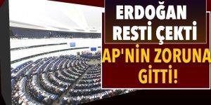 Erdoğan'ın resti AP'nin zoruna gitti!