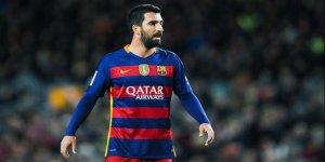 Barcelona'da Arda Turan antrenmana çıkmadı