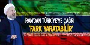 Ruhani'den Türkiye'ye işbirliği çağrısı