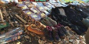 Bingöl'de PKK'ya darbe: 23 sığınak ve 6 mevzii bulundu