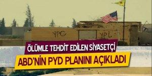 ABD'nin PYD planını açıkladı!