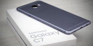 Samsung Galaxy C7 Pro'nun özellikleri sızdı