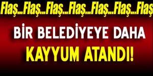 Burdur'un Bucak belediyesine kayyum atandı