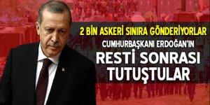 Cumhurbaşkanı Erdoğan'ın sözleri alarma geçirdi