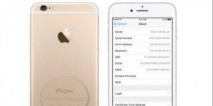 iPhone 6s sahibiyseniz seri numarasına dikkat!