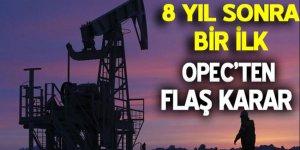 Dünyanın beklediği petrol kararı açıklandı!