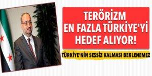 Terörizm en fazla Türkiye'yi hedef alıyor