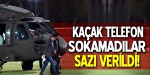 Selahattin Demirtaş'ın cezaevine istediği saz verildi