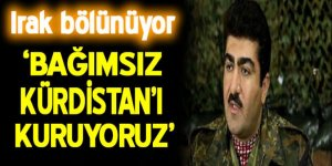 Barzani'nin yeğeni açıkladı: Kürdistan'ı kuruyoruz