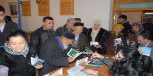 Özbekistan, yeni cumhurbaşkanını seçiyor