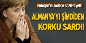 Erdoğan'ın sözleri yetti