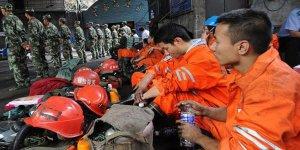 Maden ocağında patlama! 11 kişinin mahsur