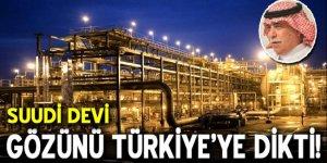 Suudi devi gözünü Türkiye'ye dikti!
