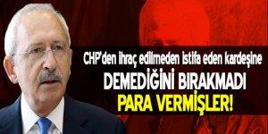 Kılıçdaroğlu: Kardeşime para verdiler