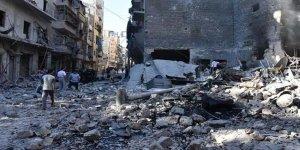 Son bir ayda bin 138 kişi öldü! #Haleptekatliamvar