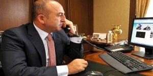 Çavuşoğlu ile İranlı mevkidaşı ile 6 kez görüştü