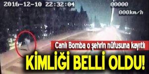 Beşiktaş'ta kendini patlatan canlı bombanın kimliği belli oldu!