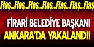 Firari DBP'li Belediye Başkanı Ali Aydın yakalandı