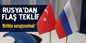 Rusya'dan Türkiye'ye soruşturma teklifi!