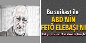ABD'nin FETÖ Elebaşısı'nı Türkiye'ye teslim etme süreci başlamıştır