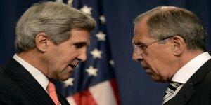 John Kerry, Lavrov'la görüştü