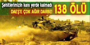 TSK: 138 terörist öldürüldü!