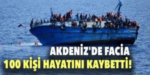 Akdeniz 10 binden fazla sığınmacıya mezar oldu
