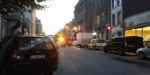 Belçika Türk Federasyonu önüne bomba bırakıldı